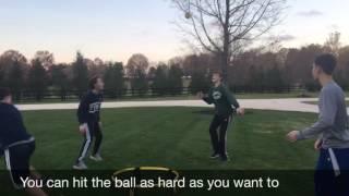 Creative Media: How to Play Spikeball