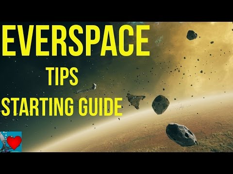 EVERSPACE Gameplay Tips   Starting Guide