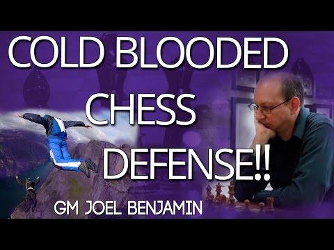Chess Defense 🛡 with Peter Svidler! GM Joel Benjamin - ICC