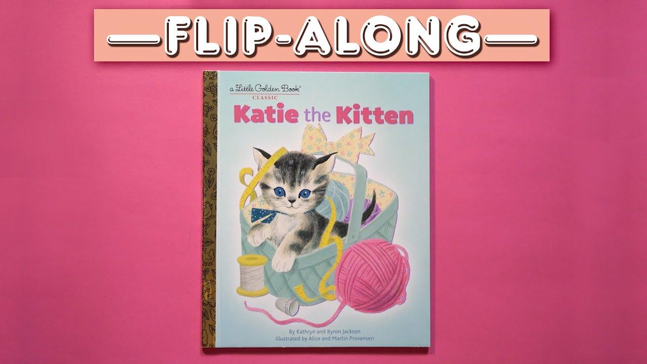 Katie The Kitten | Read Aloud Flip-Along Book