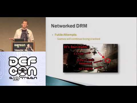 DEF CON 18 Hacking Conference Presentation By Ferdinand Schober  Gaming in the Glass Safe - Video an