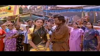 Tiger Shiva Movie Scenes | Rajinikanth fighting with a leopard | Sobhana | Raghuvaran | Ilayaraja
