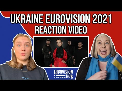 Ukraine | Eurovision 2021 Reaction | Go_A - ??? (SHUM) | Eurovision Hub