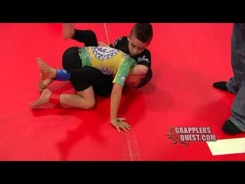 Kids Submission --Leo DeLuca Anthony Knox at Grapplers Quest