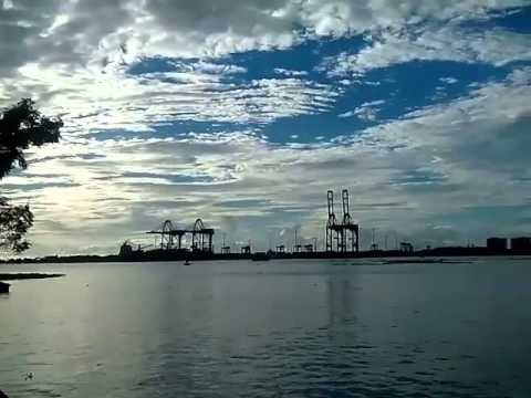In and around Cochin Port