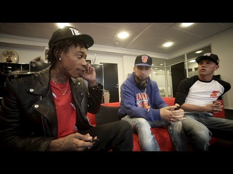 Wiz Khalifa Part II (Talks About His Best Interview, Ty$, The Weeknd, Blacc Hollywood) Interview