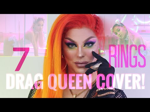 Ariana Grande - 7 rings (Official Drag Queen Cover) Mp3