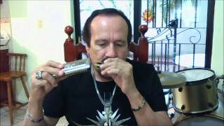 La paloma - Harmonica by Harmonicalf