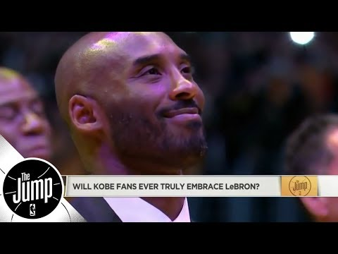 Will Kobe Bryant fans ever truly embrace LeBron James? | Outside The Lines | ESPN