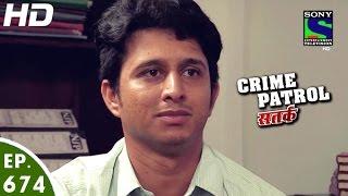 Crime Patrol - क्राइम पेट्रोल सतर्क - Chakra - Episode 674 - 24th June, 2016