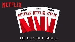 How To Use Netflix Gift Cards