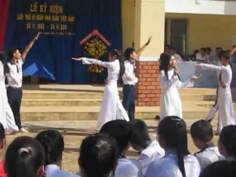 la thu qui thay-12TN THPT BINH THANH 20/11/2012