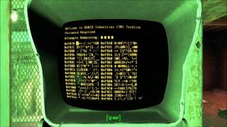 Fallout 4 Get Password to Get Fusion Core