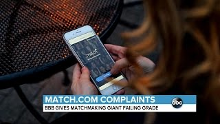 Match.com Complaints | ABC News