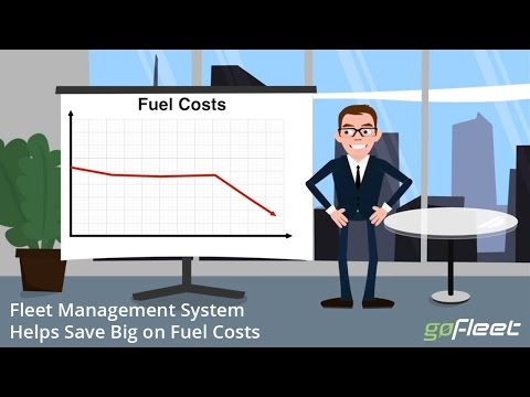 Fleet Management System Helps Save Big On Fuel Costs