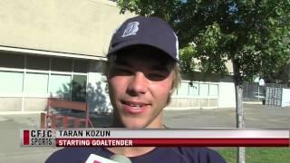 Cfjc Sports - Kamloops Blazers | Training Camp