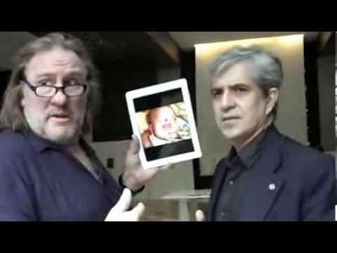 Daniel Cataldo   Operazione Sorriso Servant Gerard Depardieu 2