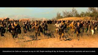 Total War: Attila - All Cutscenes from Historical Battles