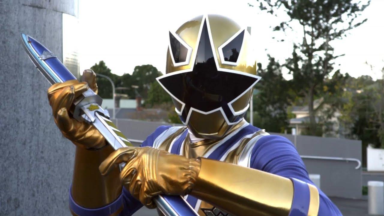 Download Gold Ranger | Power Rangers Official