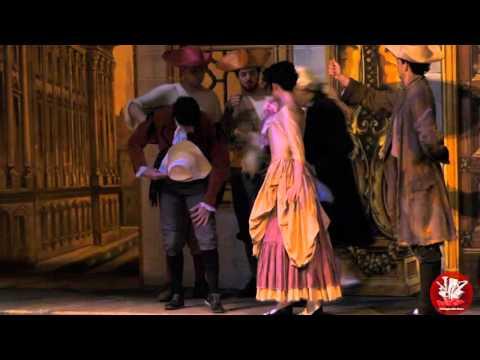 Il Barbiere di Siviglia - Teatro Argentina - 14 Dicembre 2015