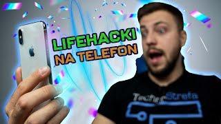NIESAMOWITE *LIFEHACKI* NA TELEFON!