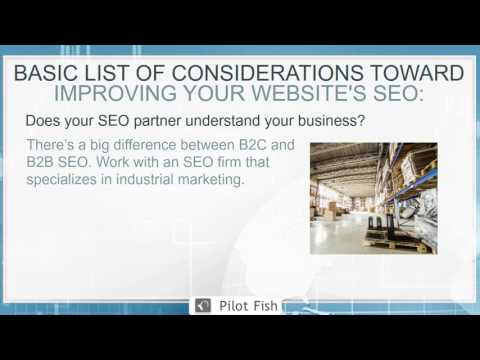 SEO Basics: Finding the best SEO company for your business
