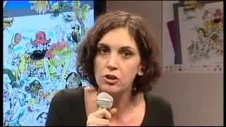 FOIRE DU LIVRE DE BRIVE 2012 : Forum des lecteurs – Edith BOUVIER