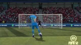 XBOX 360 [FIFA 12] Elfmeter (Penalty)
