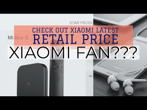 XiaoMI Fan? Check XiaoMi Products Retail Least Price   Brand Coupon Mall