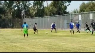 Sunday Soccer League fight