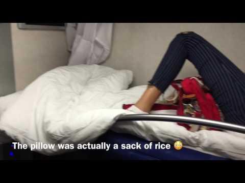 The Chinese Sleeper Train Experience - Beijing to Shanghai