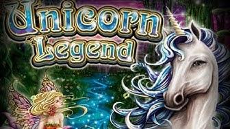 Unicorn Legend Slot Machine Free Spins & Pick Me Bonus - Nextgen Gaming Slots