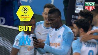 But Mario BALOTELLI (12') / Olympique de Marseille - AS Saint-Etienne (2-0)  (OM-ASSE)/ 2018-19