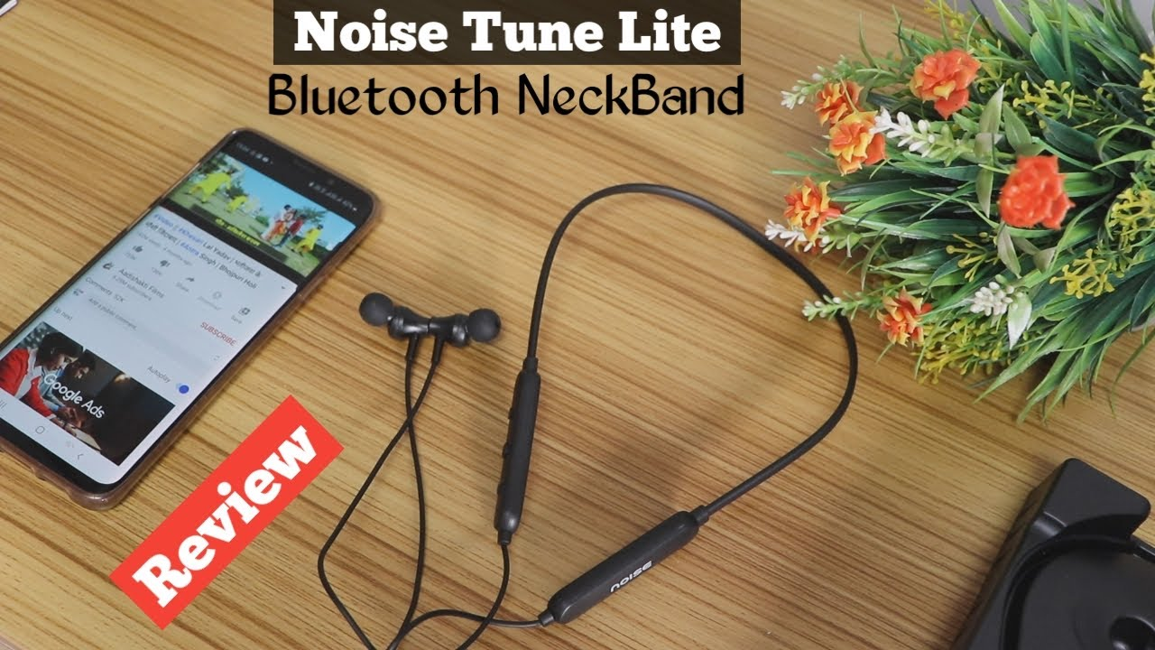 Noise Tune Lite || Bluetooth NeckBand @ Rs.1299/- || Review & Unboxing