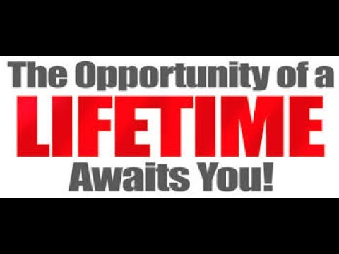 Do Not IGNORE GOODLIFE US The Opportunnity of a lifeTime.
