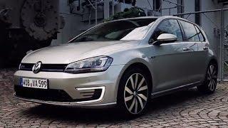Volkswagen Golf GTE 2015 Videos