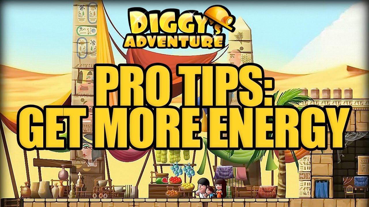 diggy s adventure tips