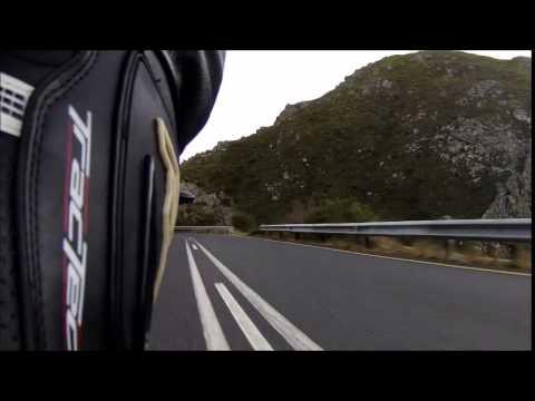 Franschhoek Pass on the Triple shot with a Drift HD