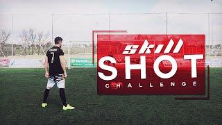 FÚTBOL EN LA VIDA REAL | SKILL SHOT CHALLENGE 1 | DjMaRiiO