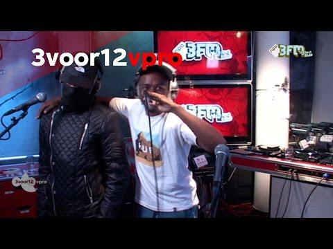 Braz & Teemong - live @ 3voor12 Radio