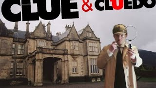Multi-Voice Reviewer Sherlock Holmes CLUE & CLUEDO