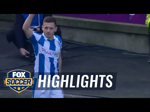 Huddersfield Town vs. Manchester City | 2016-17 FA Cup Highlights