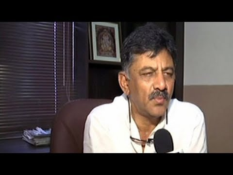 I had to swallow the bitterness: DK Shivakumar on alliance with JDS