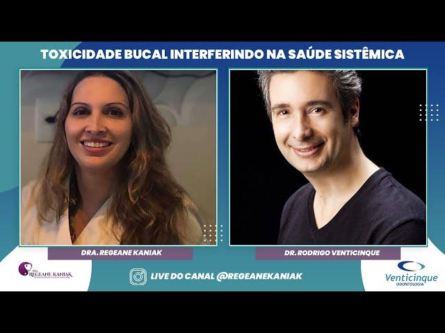 Live Dra. Regeane Kaniak  e Dr. Rodrigo Venticinque