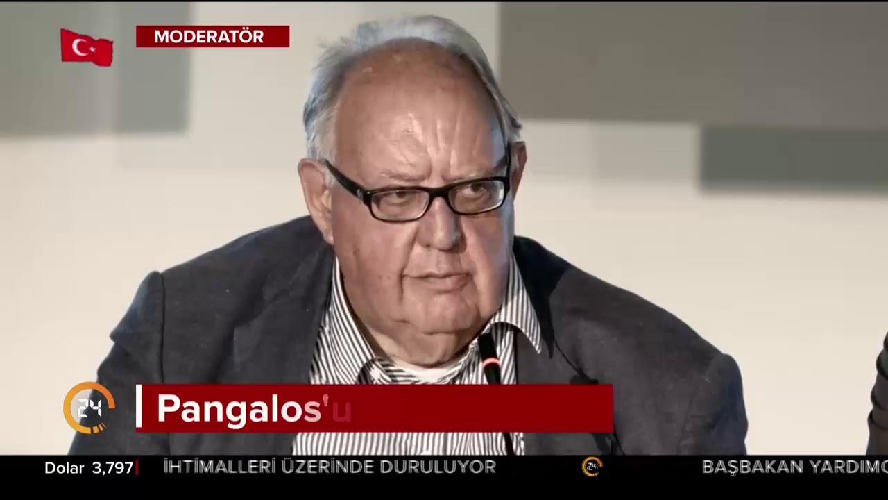 Türk siyasetçi Aliçavuş, Pangalos hakkında suç duyusunda bulundu