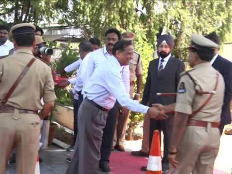 Senior IPS Officer AK Mohanty Exclusive Video