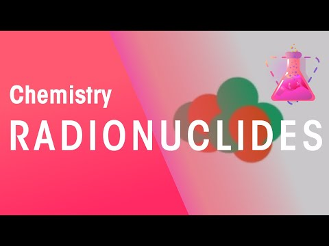 What are Radioactive isotopes (radionuclides) | Chemistry for All | The Fuse School