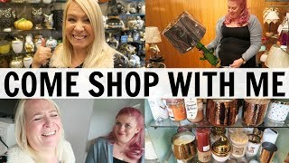 COME SHOP WITH ME & LOUISE PENTLAND! Homesense Autumn Haul!