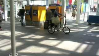 BikeCafe 39;s Beixo Folding Bicycle Shuft