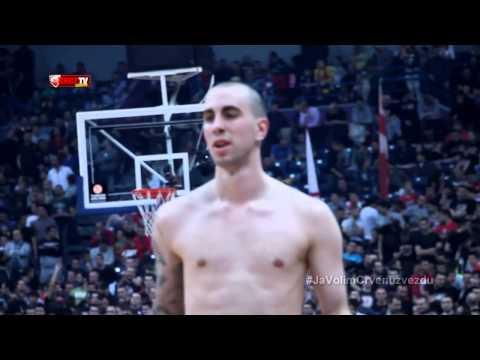 Tricky - freestyle Champion | Crvena zvezda Telekom - Barcelona